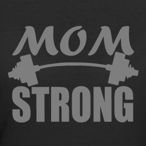 MOM STRONG T-Shirts - Women's 50/50 T-Shirt