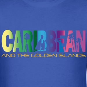 GOLDEN ISLANDS - Men's T-Shirt