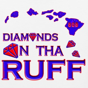 Diamonds In The Ruff 808 Sportswear - Men's Premium Tank