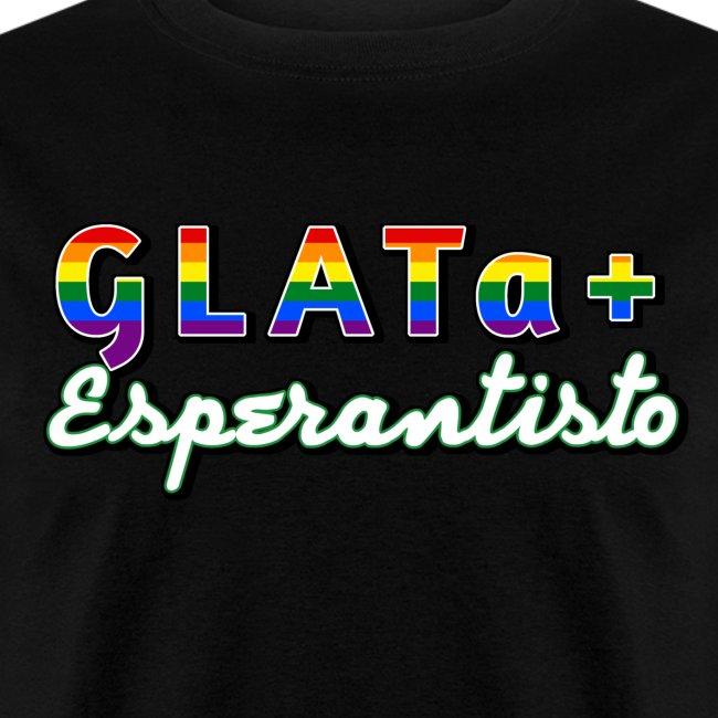 GLATa+ Esperantisto (Masculine)