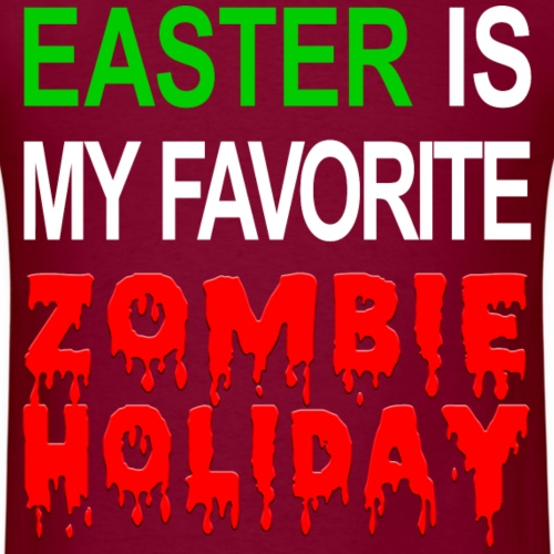 Easter - zombie holiday