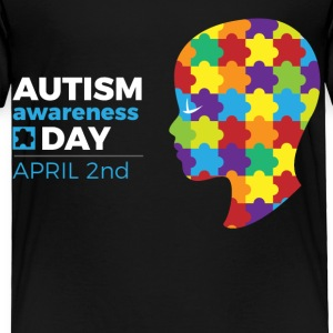 Autism Awareness Day Baby & Toddler Shirts - Toddler Premium T-Shirt