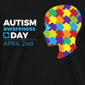 Autism Awareness Day T-Shirts - Men's Premium T-Shirt