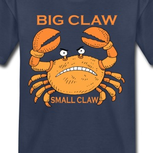 BIG CLAW - SMALL CLAW - Kids' Premium T-Shirt