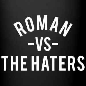 Roman vs. the Haters Mugs & Drinkware - Full Color Mug
