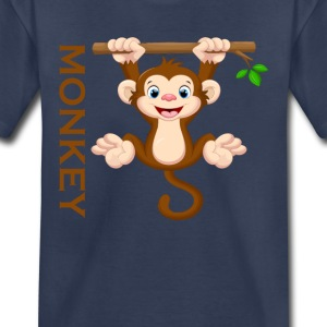 MONKEY - Kids' Premium T-Shirt