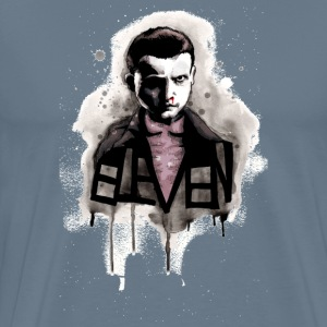 Eleven painting desig - Men's Premium T-Shirt