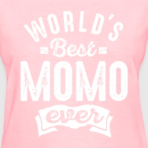 World's Best Momo Ever - Women's T-Shirt