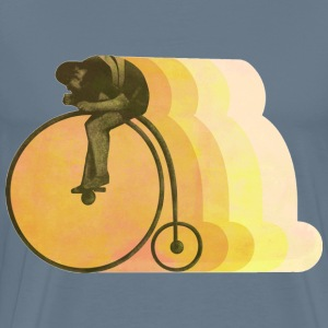 Pedal painting design - Men's Premium T-Shirt