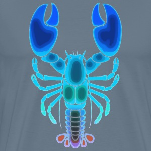 Moonlight lobster pai - Men's Premium T-Shirt