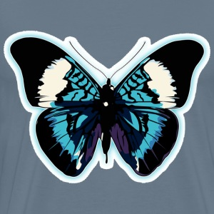 Exotic butterfly pain - Men's Premium T-Shirt