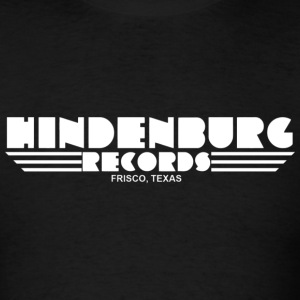 Hindenburg Records - Logo #1 T-Shirt T-Shirts - Men's T-Shirt
