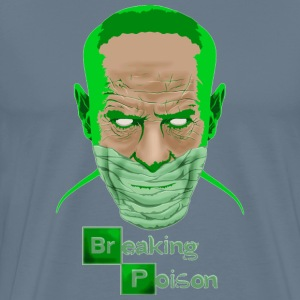Breaking poison paint - Men's Premium T-Shirt