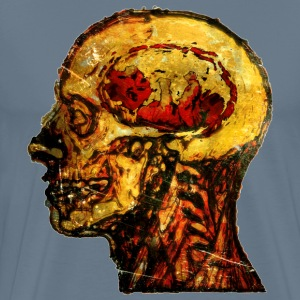 Anatomical head desig - Men's Premium T-Shirt