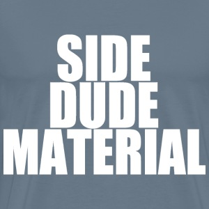 side dude material_design - Men's Premium T-Shirt