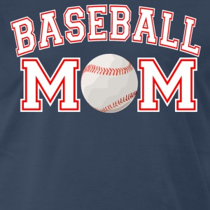 Baseball Mom T-Shirts - Men's Premium T-Shirt