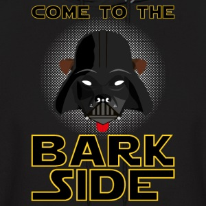Come to the Bark Side Hoodies - Men's Hoodie