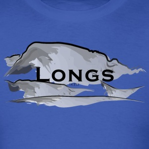 Longs Peak Mens Tee - Men's T-Shirt