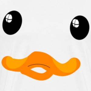 Duck Face - Men's Premium T-Shirt