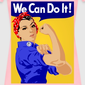 We can do it - Women's Premium T-Shirt