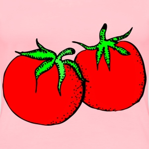 Tomatoes - Women's Premium T-Shirt
