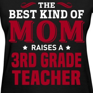 3rd Grade Teacher MOM - Women's T-Shirt