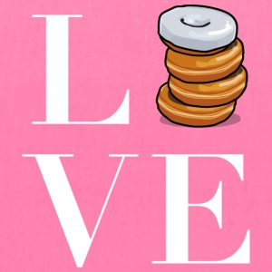 I love donuts Bags & backpacks - Tote Bag