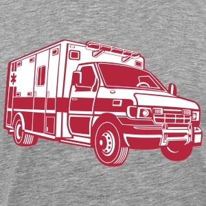 ambulance T-Shirts - Men's Premium T-Shirt