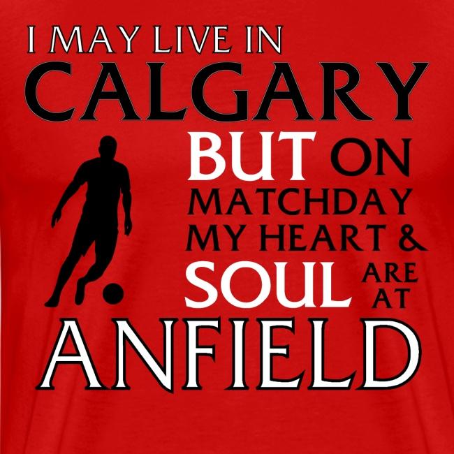 I may Live in Calgary