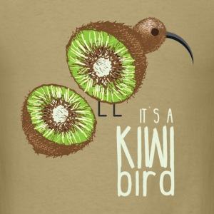 kiwi bird T-Shirts - Men's T-Shirt