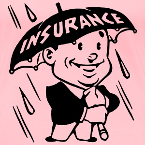 Insurance umbrella - Women's Premium T-Shirt
