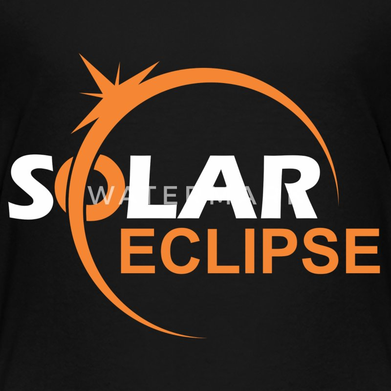 SOLAR ECLIPSE II - Toddler Premium T-Shirt