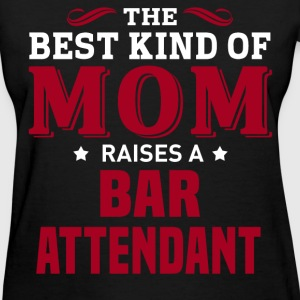 Bar Attendant MOM - Women's T-Shirt