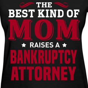 Bankruptcy Attorney MOM - Women's T-Shirt