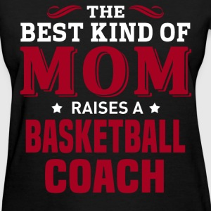 Basketball Coach MOM - Women's T-Shirt