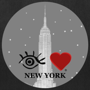 Eye Love New York Empire State Building - Tote Bag