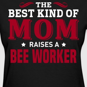 Bee Worker MOM - Women's T-Shirt