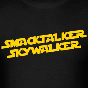 Smacktalker Skywalker T-Shirts - Men's T-Shirt