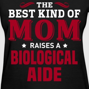 Biological Aide MOM - Women's T-Shirt