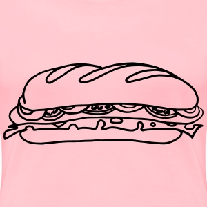 Sandwich - Women's Premium T-Shirt