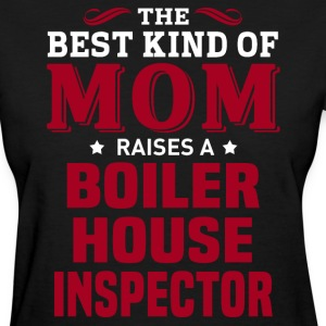 Boiler House Inspector MOM - Women's T-Shirt