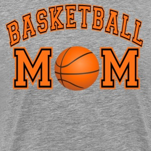 Basketball Mom T-Shirts - Men's Premium T-Shirt