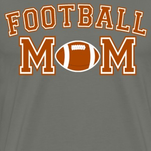 Football Mom T-Shirts - Men's Premium T-Shirt