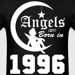 Angels are Born in 1996 - Men's T-Shirt