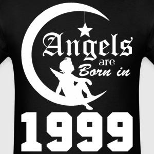 Angels are Born in 1999 - Men's T-Shirt