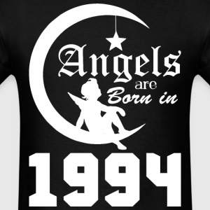 Angels are Born in 1994 - Men's T-Shirt