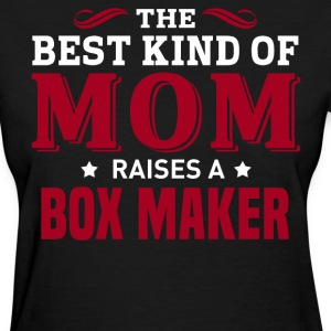 Box Maker MOM - Women's T-Shirt