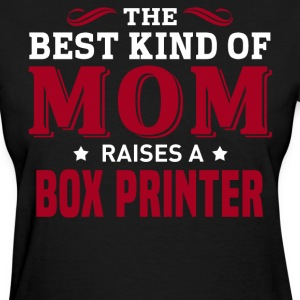 Box Printer MOM - Women's T-Shirt
