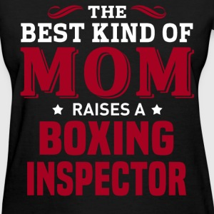 Boxing Inspector MOM - Women's T-Shirt