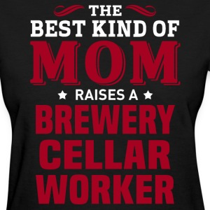 Brewery Cellar Worker MOM - Women's T-Shirt